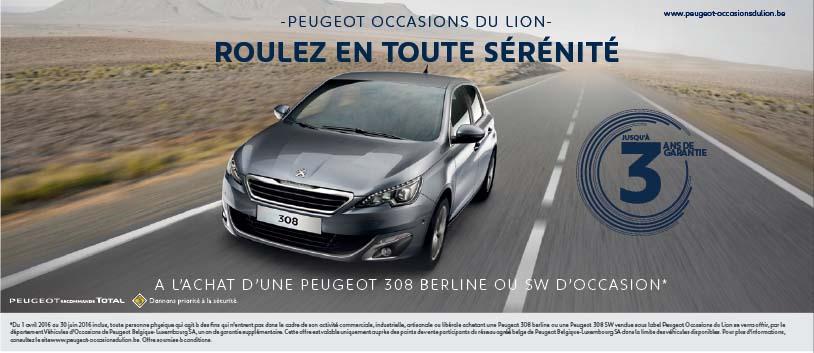 Peugeot Occassions Du Lion