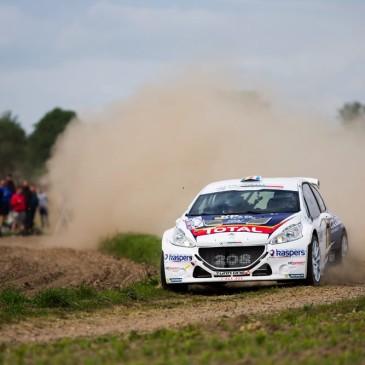 Voorstelling Peugeot 208 T16 R5 & Rallysimulator